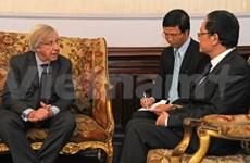 Uruguay extols cooperation with Vietnam