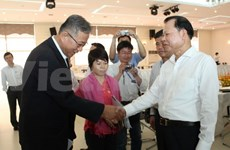 Gov't pledges to ensure rights of foreign investors