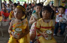 Charity programme helps needy people in Tuyen Quang