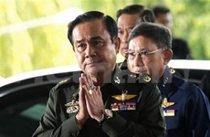 Thai army chief endorsed by King