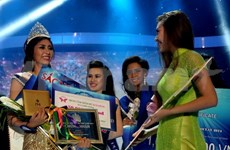 Can Tho contestant crowned Miss Ocean Vietnam