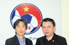 Vietnam men's national football team put high hope on new coach