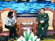 Defence ministry supported in UN peace-keeping mission