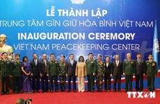 Vietnam Peacekeeping Centre inaugurated
