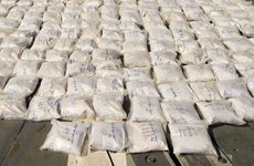 Indonesia intensifies fight against drug trafficking