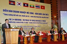 Second Mekong-RoK business forum opens in Hanoi