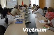 Vietnamese market promoted in Egypt