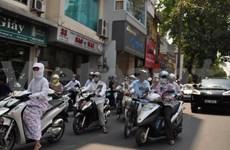 Vietnam to experience prolonged hot spell