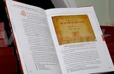 New book proves Hoang Sa, Truong Sa belong to Vietnam