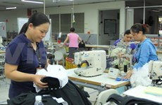 Foreign invested companies resume business operations