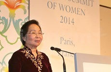 Vice President attends 24th Global Summit of Women