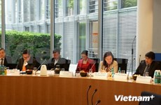 Vietnam-Germany strategic partnership highlighted
