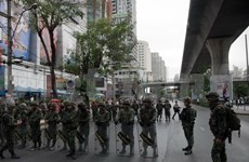 Thailand: armed forces deployed to stop demonstrations