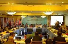 ARF senior officials' meeting spotlights East Sea issue