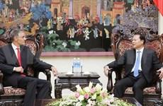 IMF wants to back Vietnam's macro economy