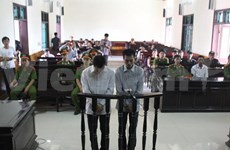 Ha Tinh: two rioters sentenced with imprisonment