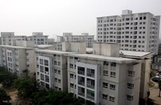Nearly 100 social housing programmes completed