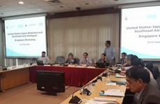 East Sea situation analysed at Singapore workshop