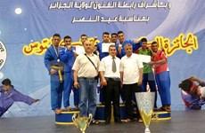 Vietnamese martial arts featured at Algerian tournament