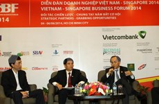 Singapore leads foreign investment in HCM City