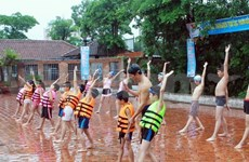 Campaign aims to prevent drowning among children