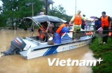 Hanoi prepares to prevent natural disasters