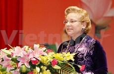 UNESCO chief representative honoured with insignia