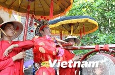 Workshop fosters UNESCO-recognised Giong festival's values