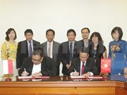 VNA boosts ties with Indonesian counterpart