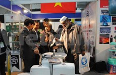 Businesses score success at South African trade fair