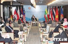 ASEAN senior officials meet on bloc's central role