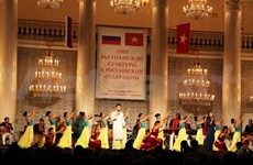 """Vietnamese Culture Days"" underway in Russia"