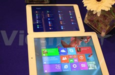 First Vietnamese brand tablet launched