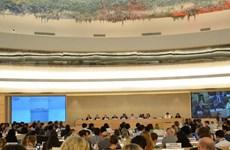 Vietnam active at UN human rights meeting