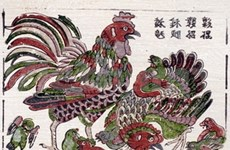 Dong Ho folk painting gets more help to survive