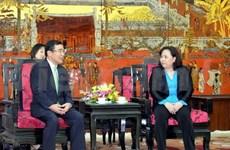 Hanoi proposes service, tourism cooperation with Kagoshima