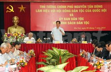 PM demands better ethnic policies come to life