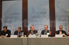 Int'l scholars come up with ways to ease East Sea tensions