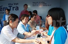 Health care giant Eli Lilly reaches out to Vietnam