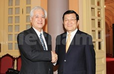 JBIC Governor speaks highly of investment climate in Vietnam
