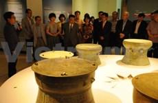 Dong Son Culture greets Republic of Korea