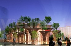 """Milan Expo to feature bamboo """"lotus pods"""""""