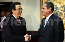 Vietnam works to foster ties with Dominican Republic