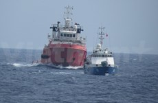 Ambassador opposes Chinese diplomat's view on East Sea issue