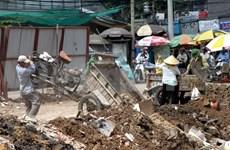 Vietnam strives to eliminate persistent organic pollutants