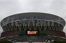Philippines opens world's largest domed arena