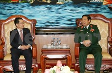Vietnam, RoK hold third defence policy dialogue