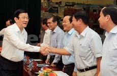 Hai Phong needs to focus on human resource training: President