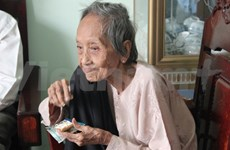 121-year-old woman recognised as Vietnam's oldest