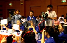 Laos holds ASEAN Quiz National Competition